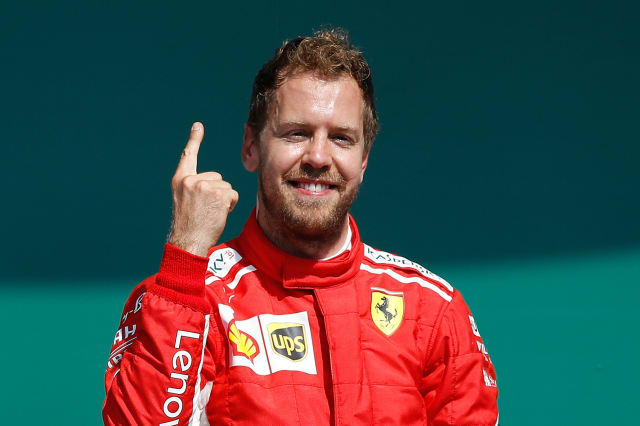 Vettel backs Ferrari's new Formula One car