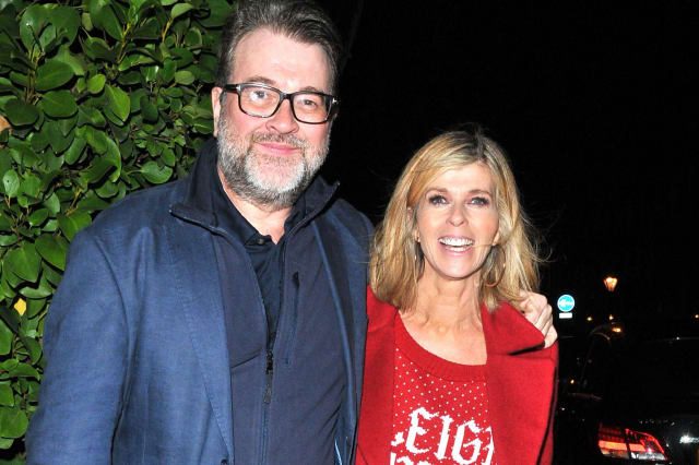 Kate Garraway says husband Derek has emerged from deep coma