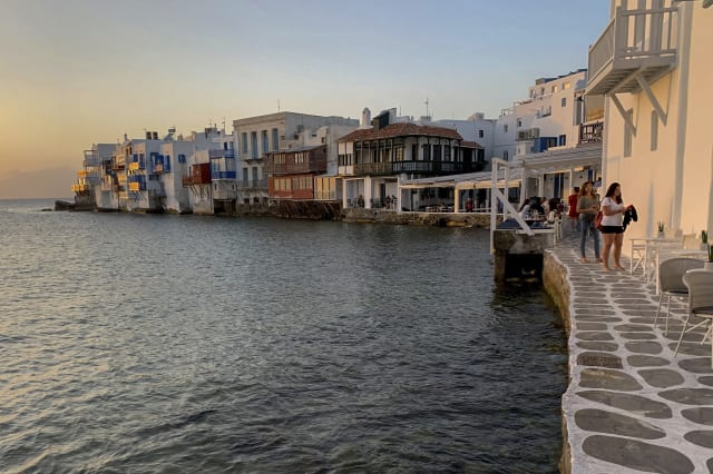 Greece Tourism Race To Open