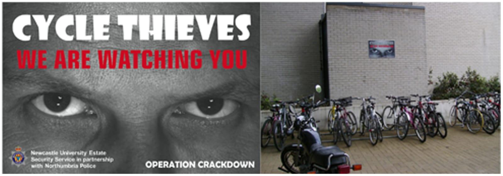 eye bike theft