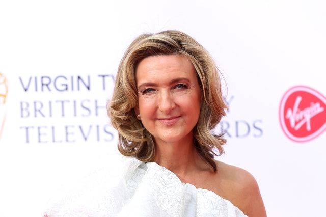 We don't give up, says Victoria Derbyshire after BBC axes programme
