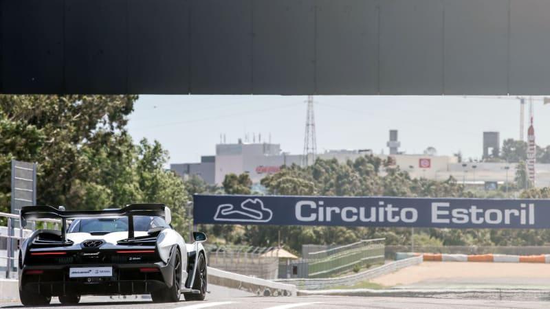 McLaren Senna Global Test Drive - Estoril - June 2018Copyright FreeRef:  Mclaren-Senna-GlobalTestDrive-0430.JPG