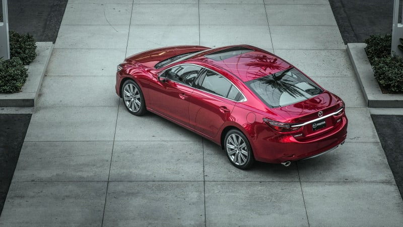 Of Course The Turbocharged Version 2 5 Liter Skyactiv G Engine Should Help With Fun We Got Behind Wheel 2018 Mazda6 5t