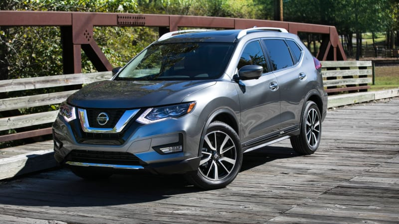 2018 Nissan Rogue Buyer's Guide with specs, safety, and reliability