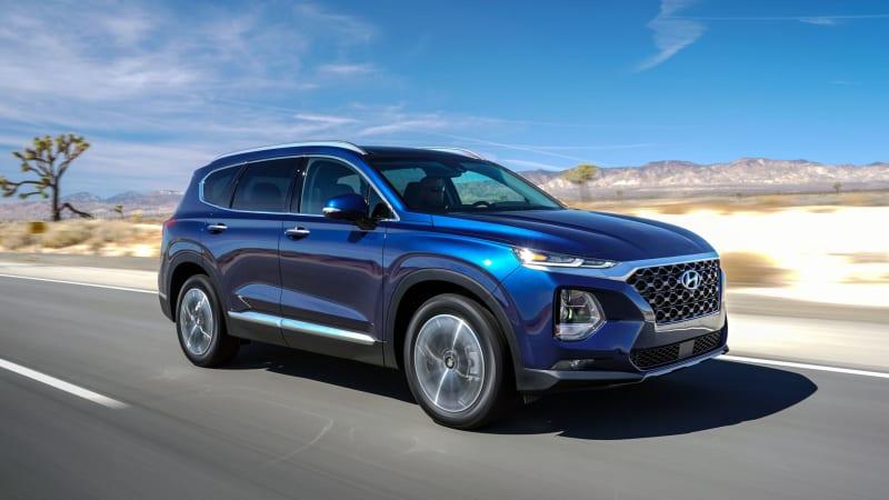 Hyundai Santa Fe first drive