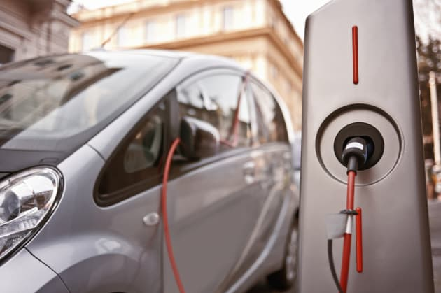 As Cars Go Electric Renewable Energy Has To Shift Into High Gear