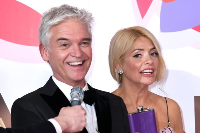 National Television Awards 2019 - Press Room - London