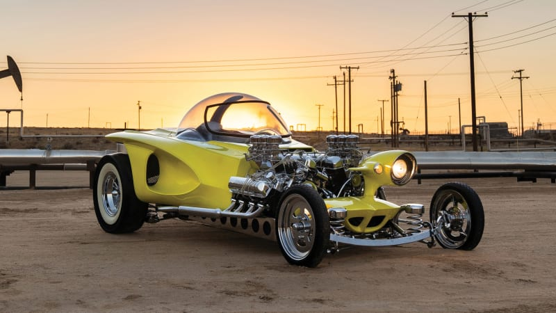 1962 Ed Roth Mysterion Recreation