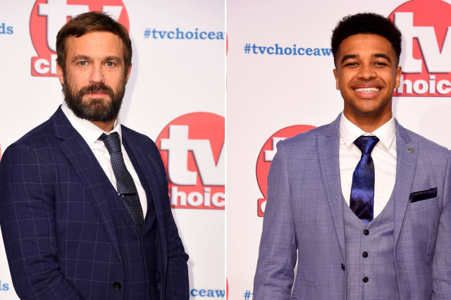Emmerdale star Asan N'Jie axed after fight at TV Choice Awards