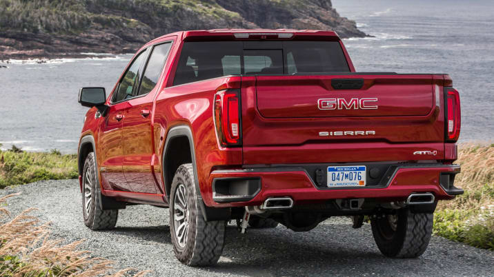 2019 GMC Sierra AT4 driving impressions and review | Autoblog