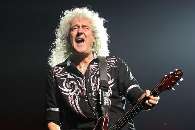 Adam Lambert and Queen in concert - New Jersey