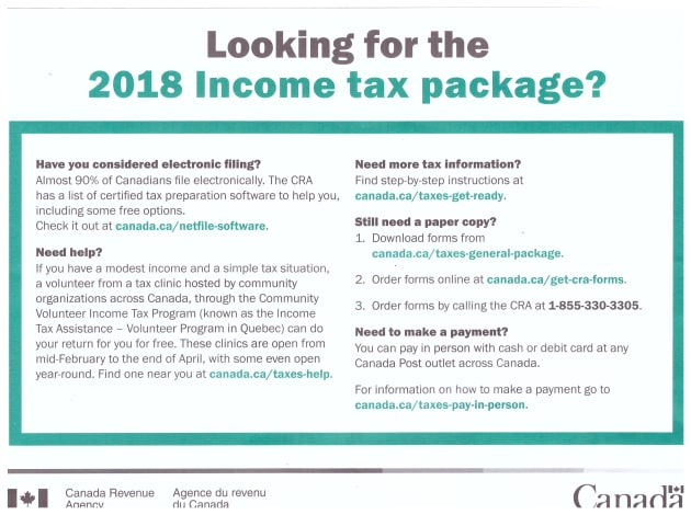 Dear CRA: Shut Up And Take My Paper Tax Return | HuffPost Canada