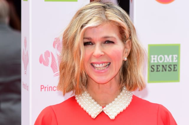 Kate Garraway says her husband is 'still with us', but faces Covid-19 battle