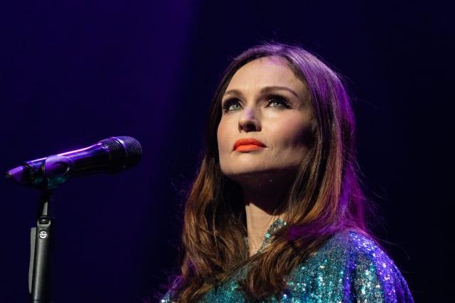 Sophie Ellis Bextor Performs At The Palladium, London