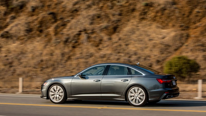 2019 Audi A6 Pictures