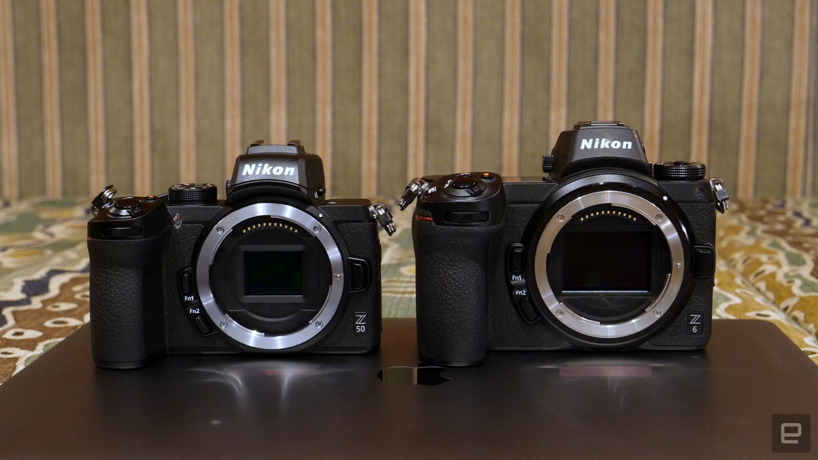Nikon Z50 APC mirrorless camera review