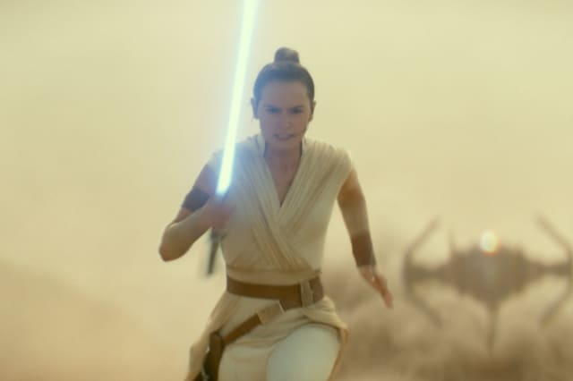 Carrie Fisher's Leia lives in Star Wars: The Rise Of Skywalker - JJ Abrams