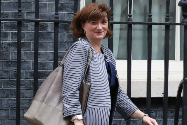 Nicky Morgan joins list of MPs stepping down