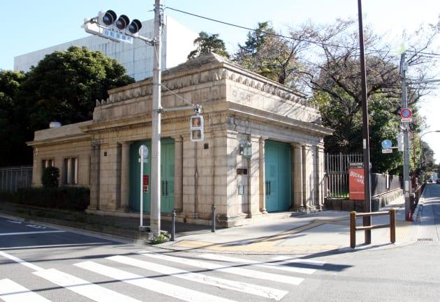 旧博物館動物駅