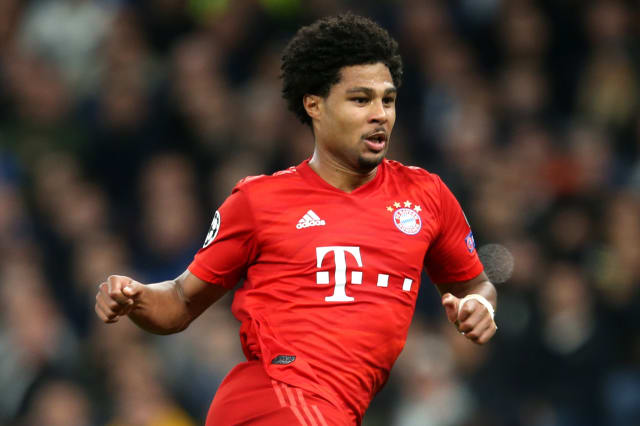 Gnabry scores four as Bayern Munich thrash Tottenham