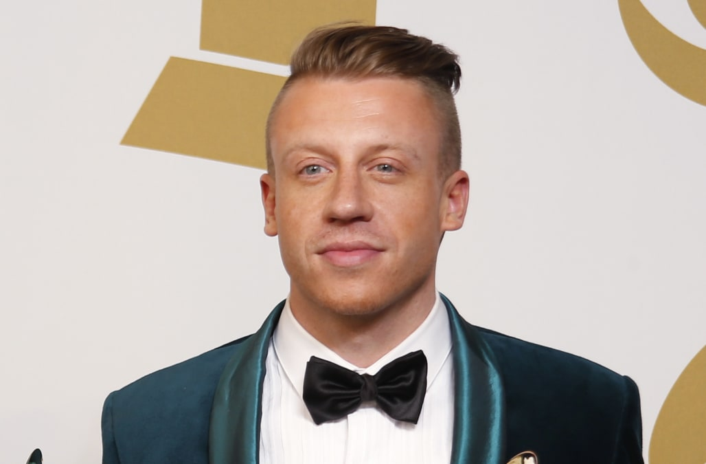 Macklemore No Longer Has That Fashy Haircut That Neo Nazis Seem To