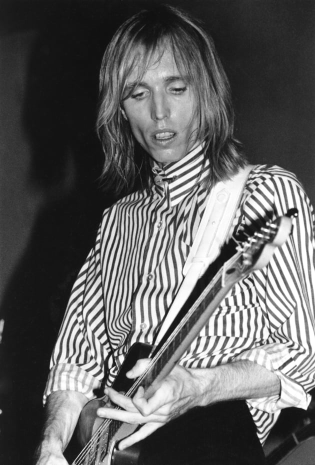 Tom Petty As A Child