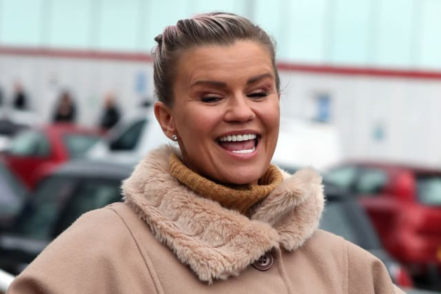 Kerry Katona fined £500 for failing to send child to school