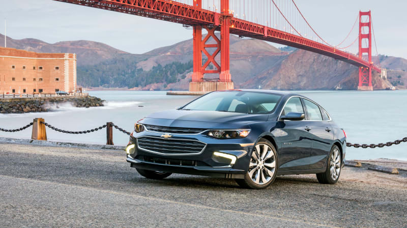 2018 Chevrolet Malibu Buyer S Guide Specs Safety Fuel Economy