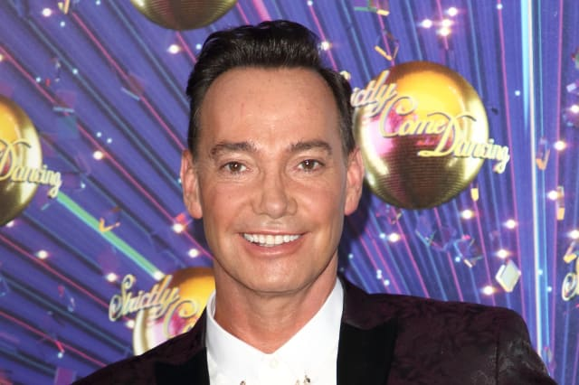 Craig Revel Horwood at the Strictly Come Dancing Launch at...