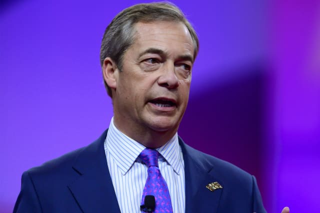 MD: Nigel Farage Speaks at CPAC