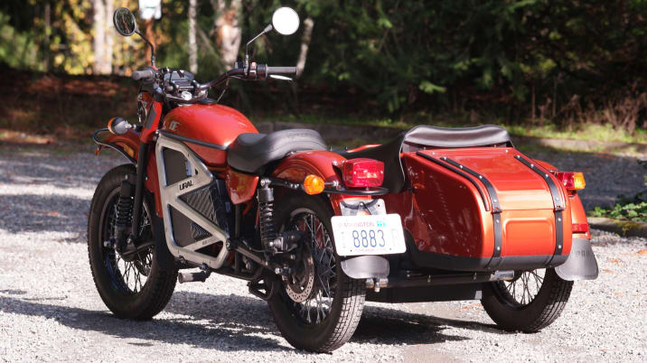 Ural Electric Prototype First Ride Review It Only Looks