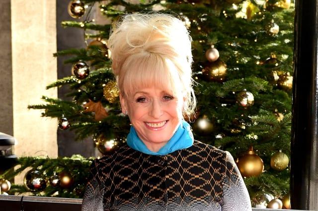 Dame Barbara Windsor's Alzheimer's symptoms have 'deepened', husband says