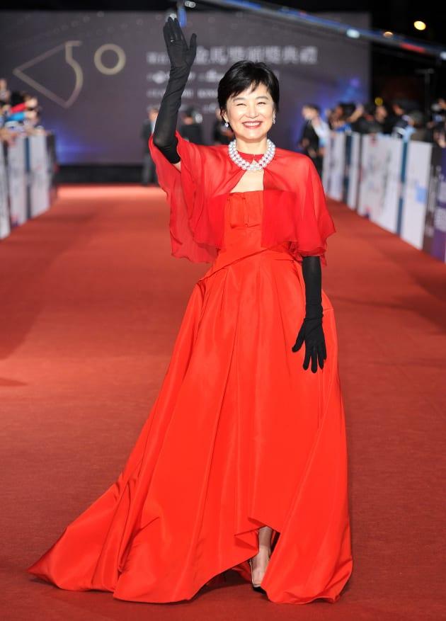 2013年に撮影されたブリジット・リン (Photo by VCG/VCG via Getty Images)