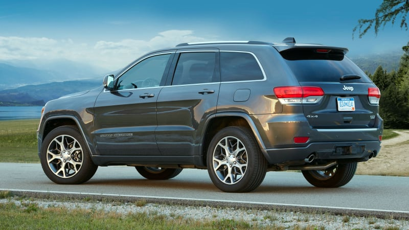 2018 Jeep® Grand Cherokee Sterling Edition