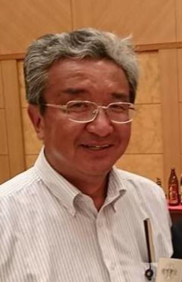 増井敬史氏