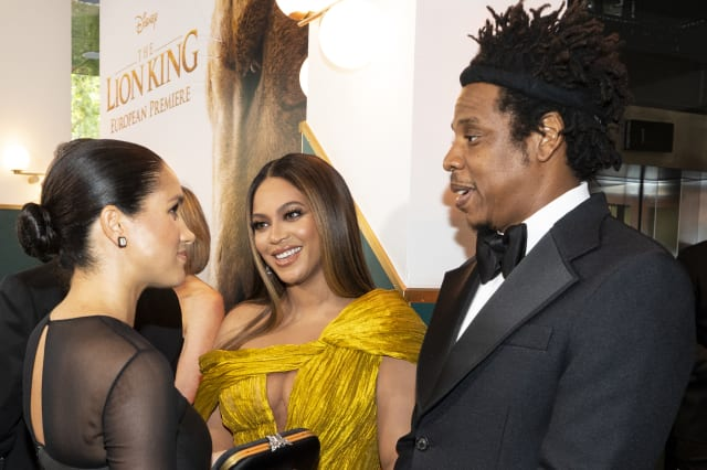 Disney's The Lion King European Premiere - London