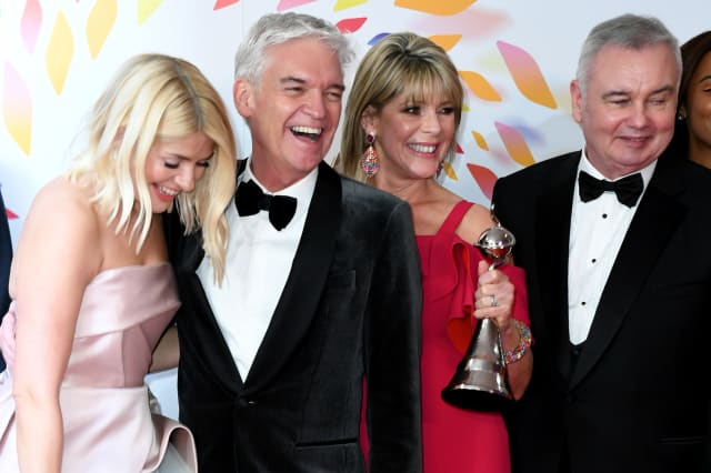 National Television Awards 2020 - Press Room - London