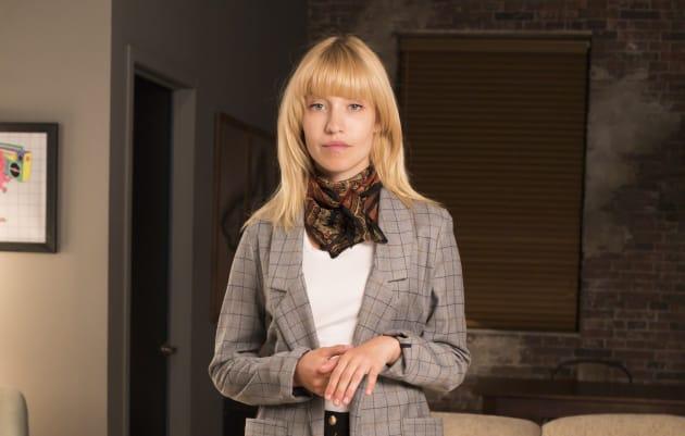 Un Premier Role D Envergure A La Television Pour Rose Marie