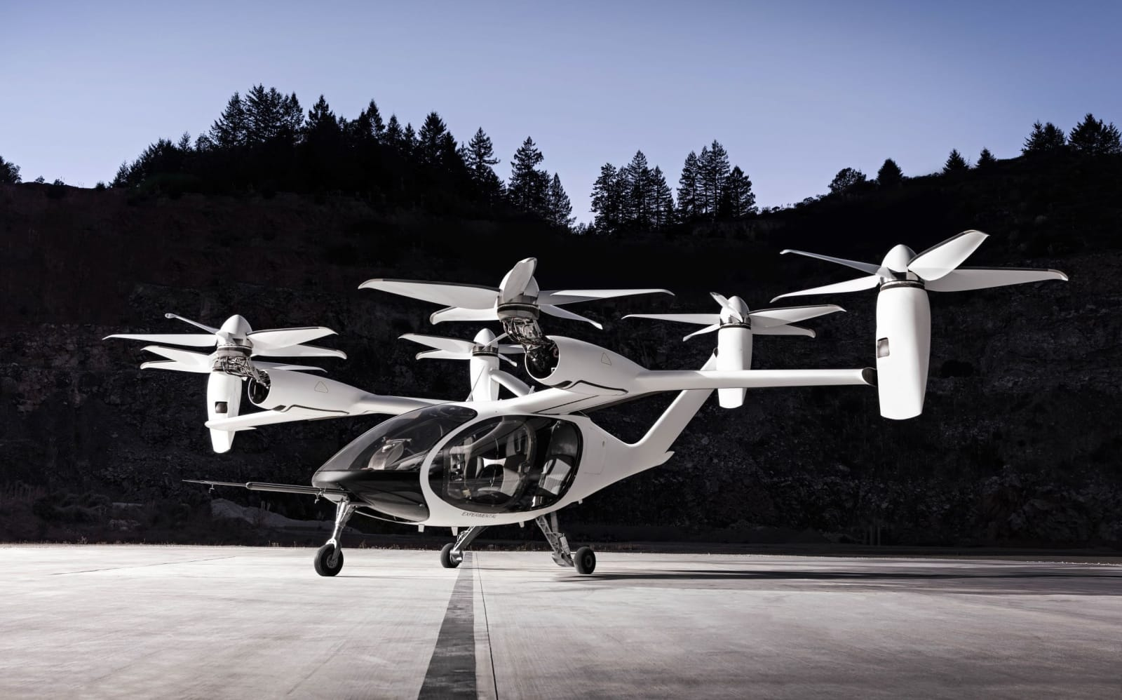Toyota invests $349 million in flying taxi startup Joby Aviation
