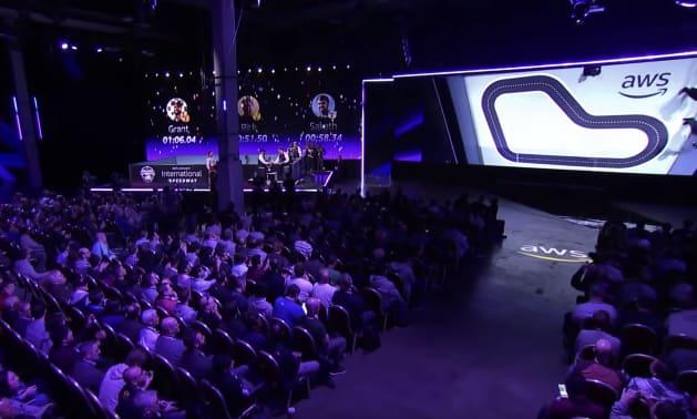 Las Vegasで開催されたAmazonの開発者会議、re:Invent