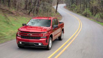 The 2019 Silverado RST comes standard with an all-new, advanced 2.7L Turbo engine Active Fuel Management and stop/start technology, paired with an eight-speed automatic transmission. Available 5.3L V-8 engine is paired with an eight-speed transmission and featured industry-first Dynamic Fuel Management (DFM) with 17 different modes of cylinder deactivation. An all-new Duramax 3.0L Turbo Diesel with start/stop technology paired with a 10-speed transmission will be available as an option in early 2019