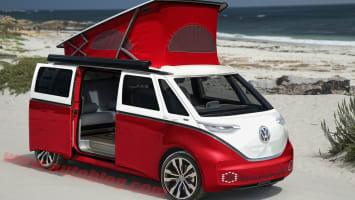 Vw I D Buzz Camper Van
