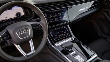 Audi Q8 MMI