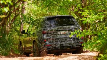 BMW X7 PreDrive