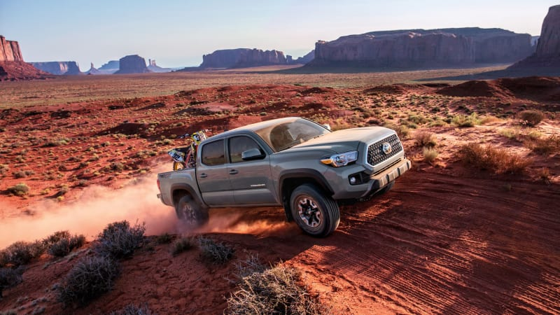 2018 Toyota Tacoma buyer's guide | Autoblog