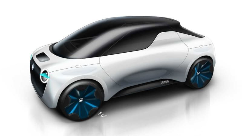 Honda TOMO Concept by IED