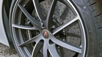 McLaren 720S wheel brake