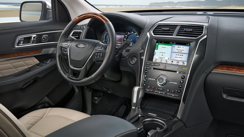 2017 Ford Explorer Mpg >> 2018 Ford Explorer Buyer S Guide Specs Safety Fuel Economy And