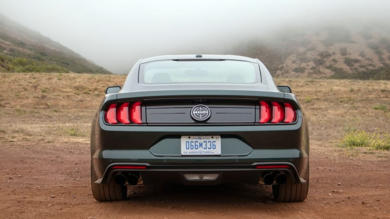 2019 Ford Mustang Bullitt Road Test Review Specs And