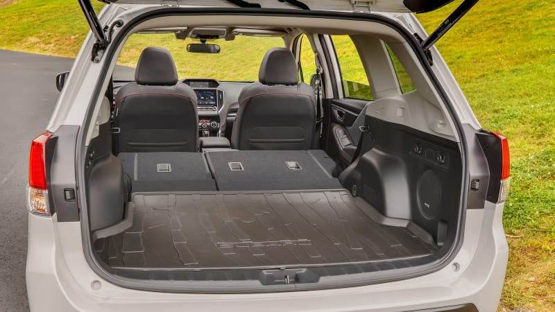 Subaru Forester Cargo Space >> 2019 Subaru Forester Specs Details Safety Ratings And More Autoblog